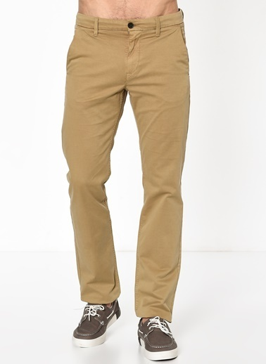 Timberland Squam Lake Stretch Twill Straight Chino Camel
